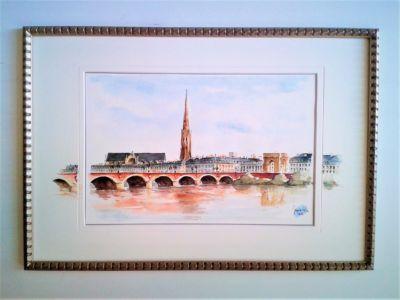 Le Pont de Pierre et Saint - Michel