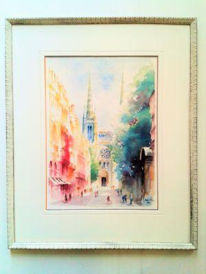Rue Vital Carles Vision de Midi