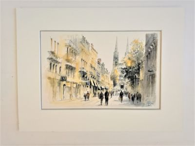 Rue Vital Carles
