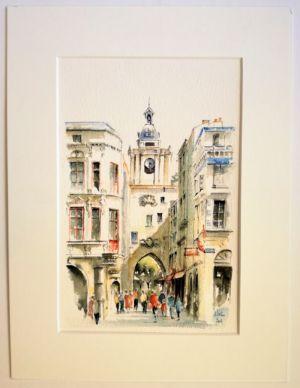 La Grosse Cloche à La Rochelle
